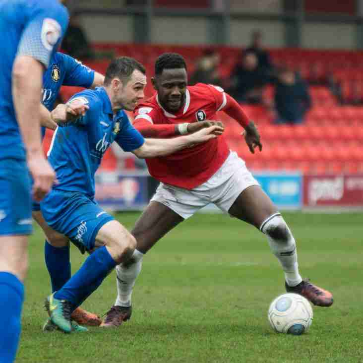 Morley: It Really Is One Game At A Time For Salford City
