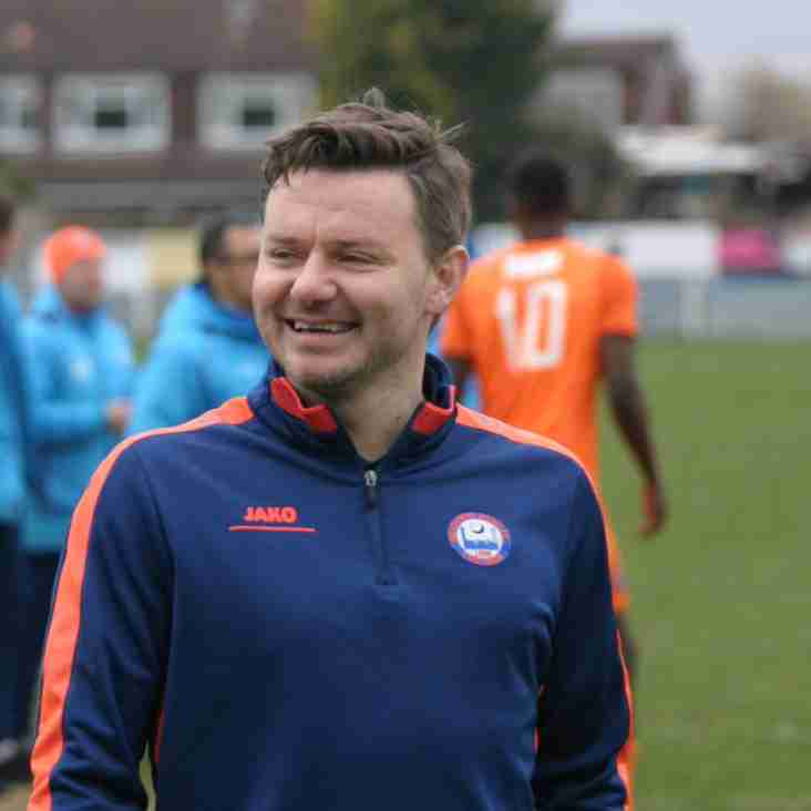Quinton Says Braintree Togetherness Key To Play-Off Bid