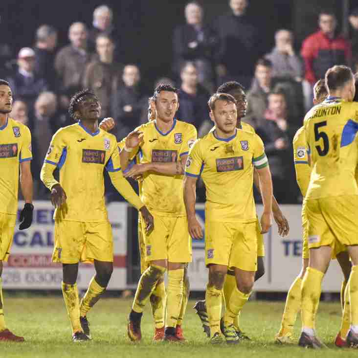 Goodliffe Applauds Battling Woking After Late Drama