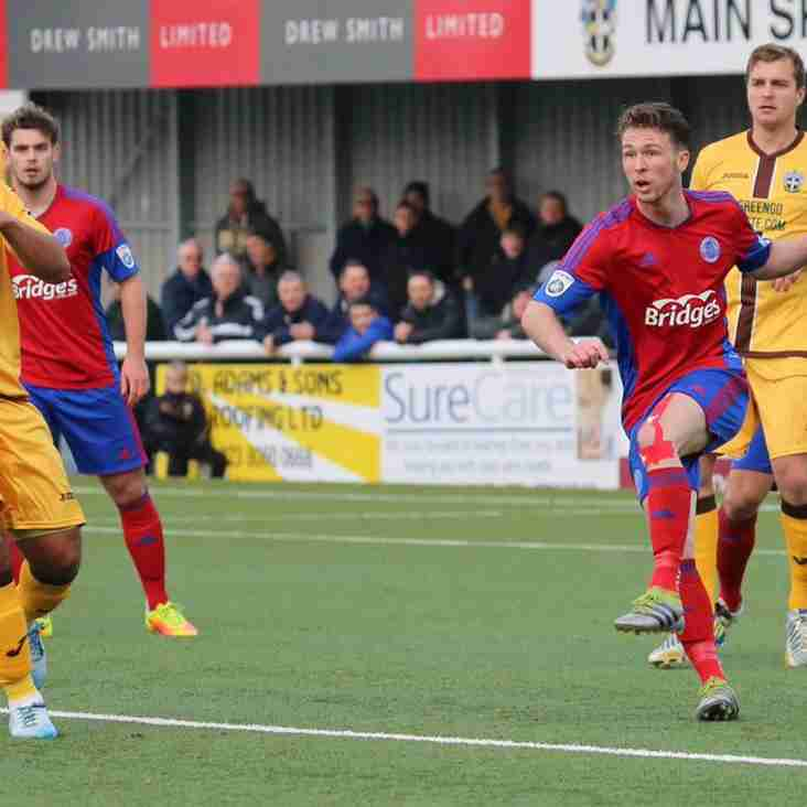 Waddock Eyes Third For Shots Ahead Of Sutton Clash