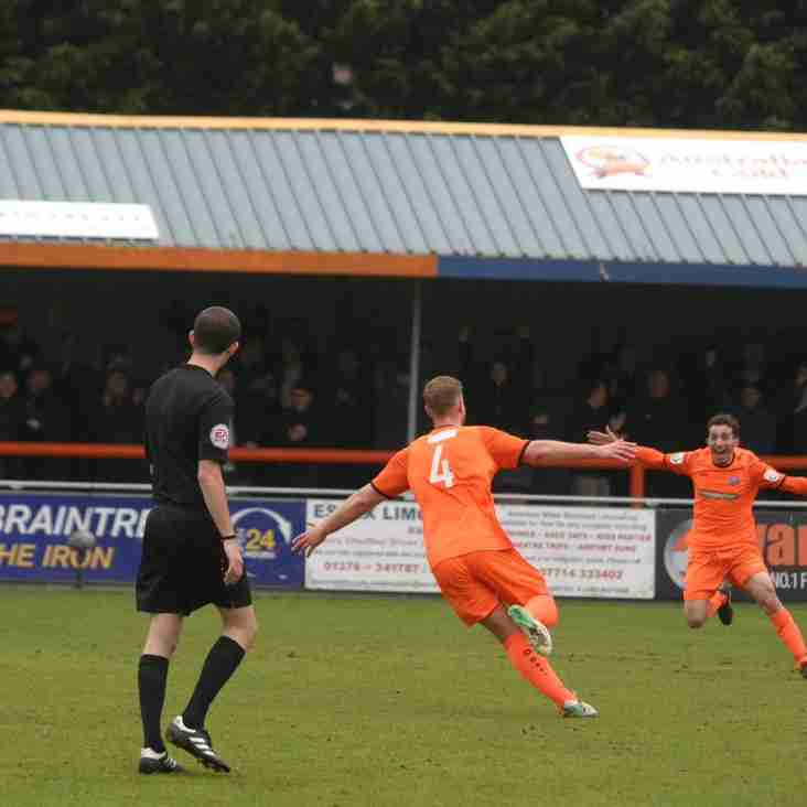 Quinton Calls For Braintree To Enjoy Play-Off Occasion