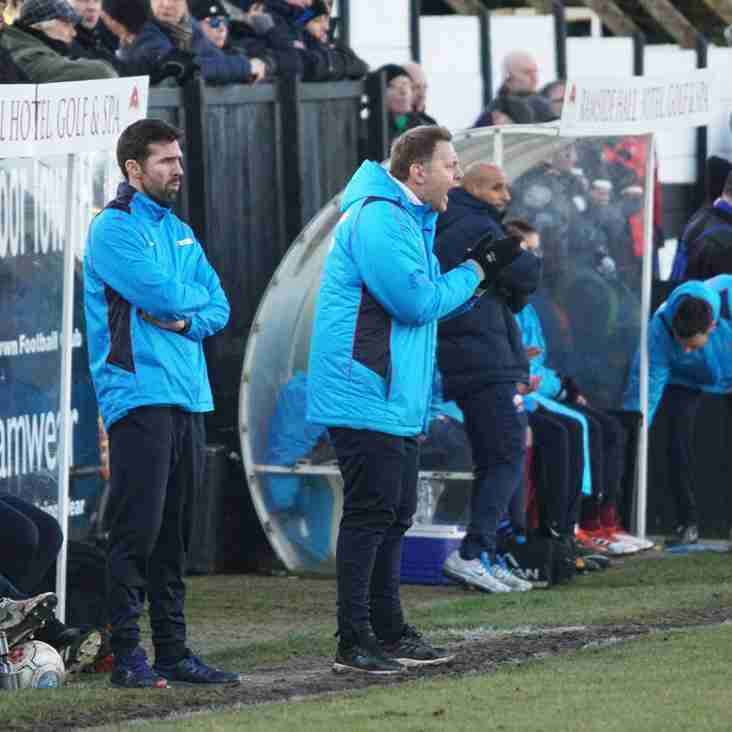 Ainsley: Retained List Had Tough Decisions At Spennymoor
