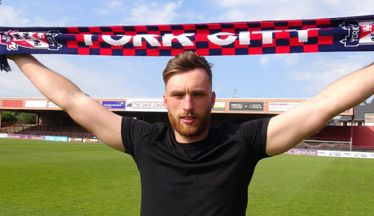Allan Pleased To Be Returning Home To York