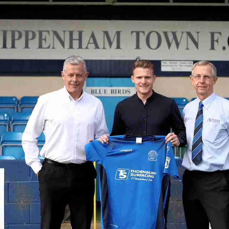 Klukowski Returns Home As Chippenham Confirm Deal