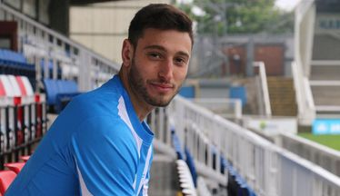 Bates Makes First Signing As Anderson Joins Pools
