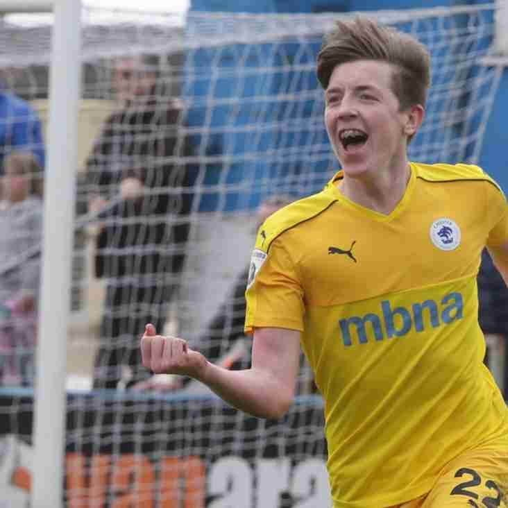 Crawford Leaves Chester For The Football League