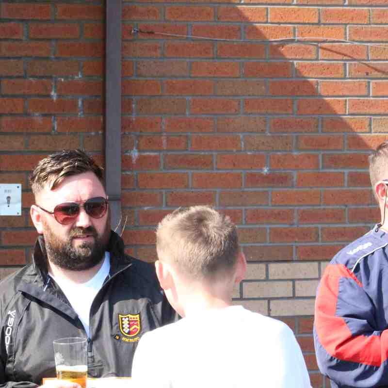 Sefton U14 V Stockport RFU Lancaster cup Semi finals 29-19