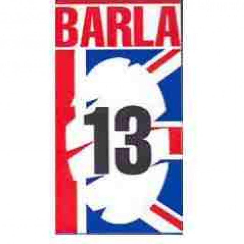 BARLA National Cup Draw 2019