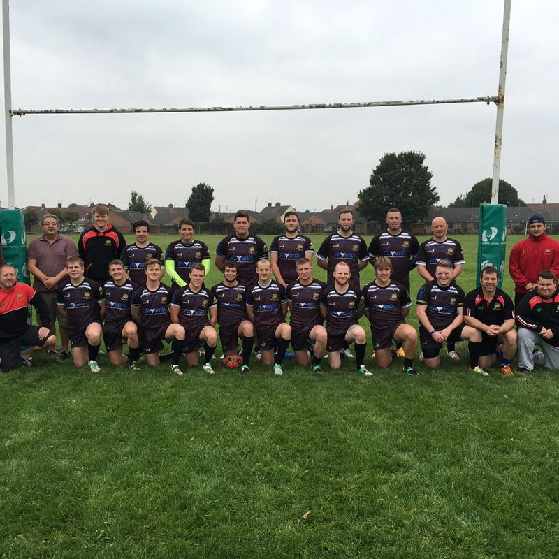 `A` Team lose to Three Tuns 70 - 4
