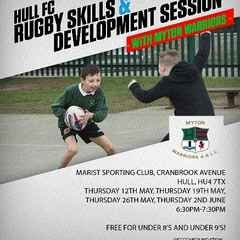 Rugby /Skills Development sessions
