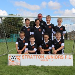 Under 12 Bears Sign On day