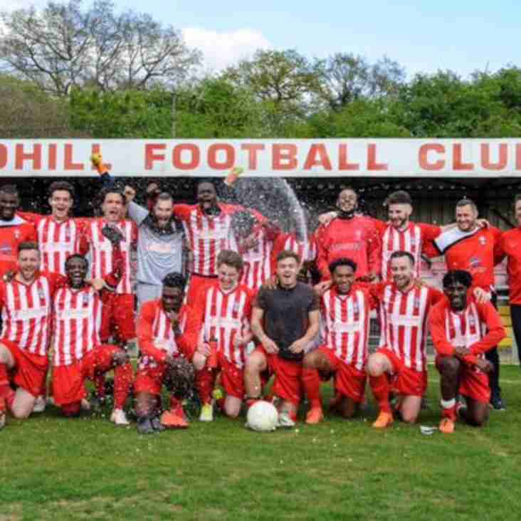 Redhill Football Club-Talented players required!!