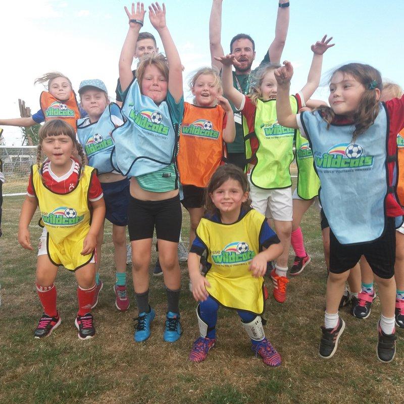 Wildcats Girls' Football Scheme To Launch in Beeston