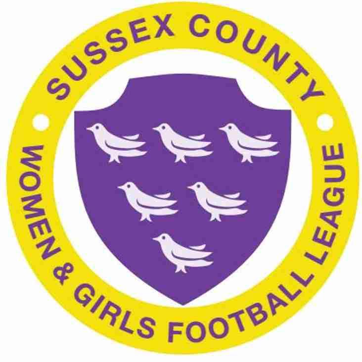 SCWGFL [Fixtures for Under 12 to Under 16 - 2018-2019]