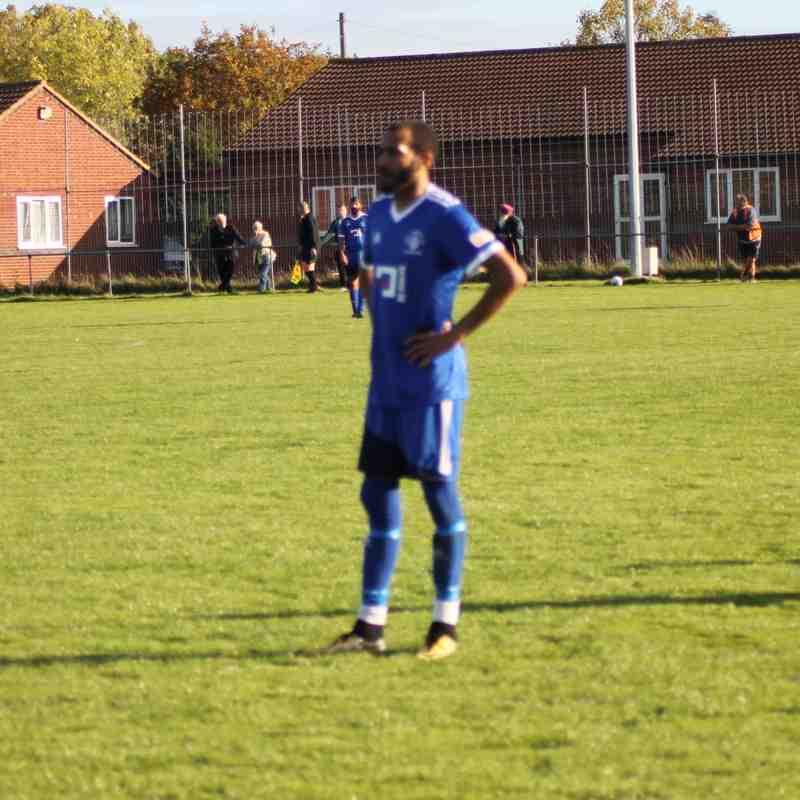 Sikh Hunters FC v Telford Jnrs