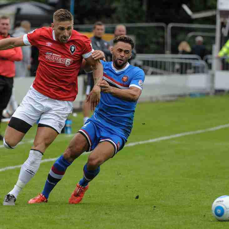 Moor Lane Return Is A Big Boost To Salford City