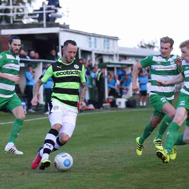 Injury-hit Ferriby Forced To Pull Plug On Friendly