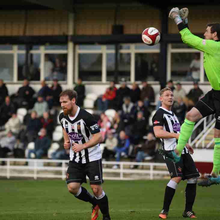 Game Off! Spennymoor v AFC Telford postponed