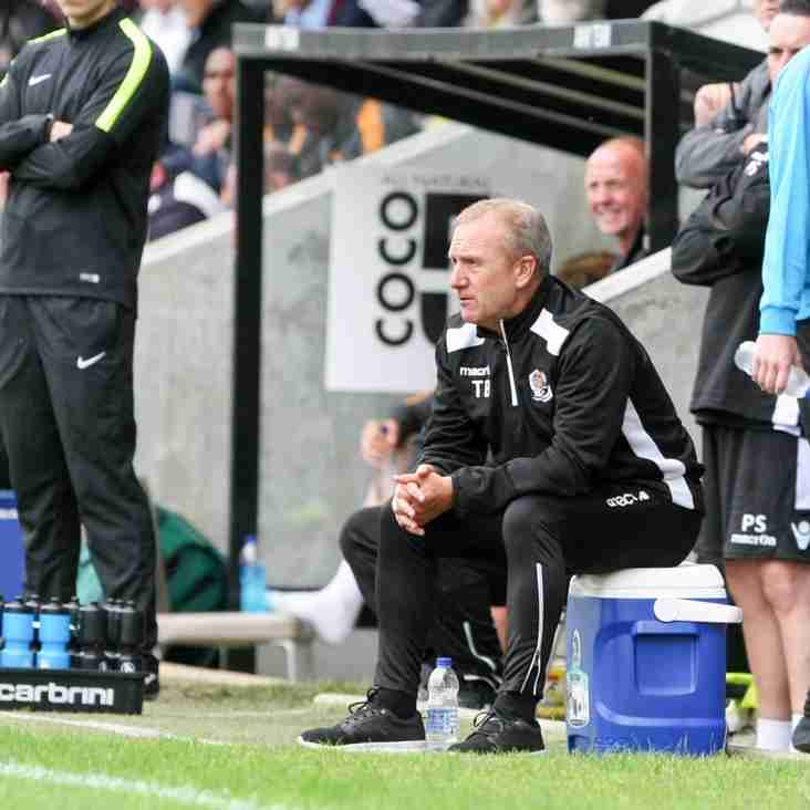 Former Boss Burman Stays On At Dartford Behind The Scenes