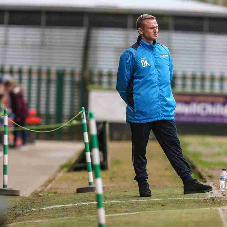 Keates Continues His Hunt For Wrexham's Next Striker