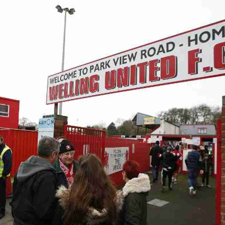 Welling United's 17 New Players Need A Good Start