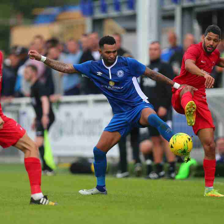 Martin Ling Hints At A New Striker For Leyton Orient