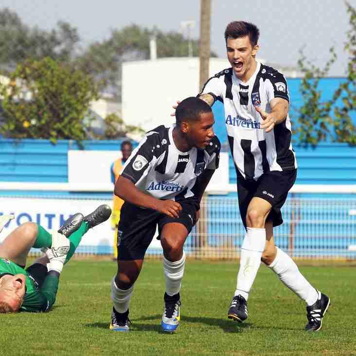 Nisbet Ready For His Maidenhead United Testimonial Game