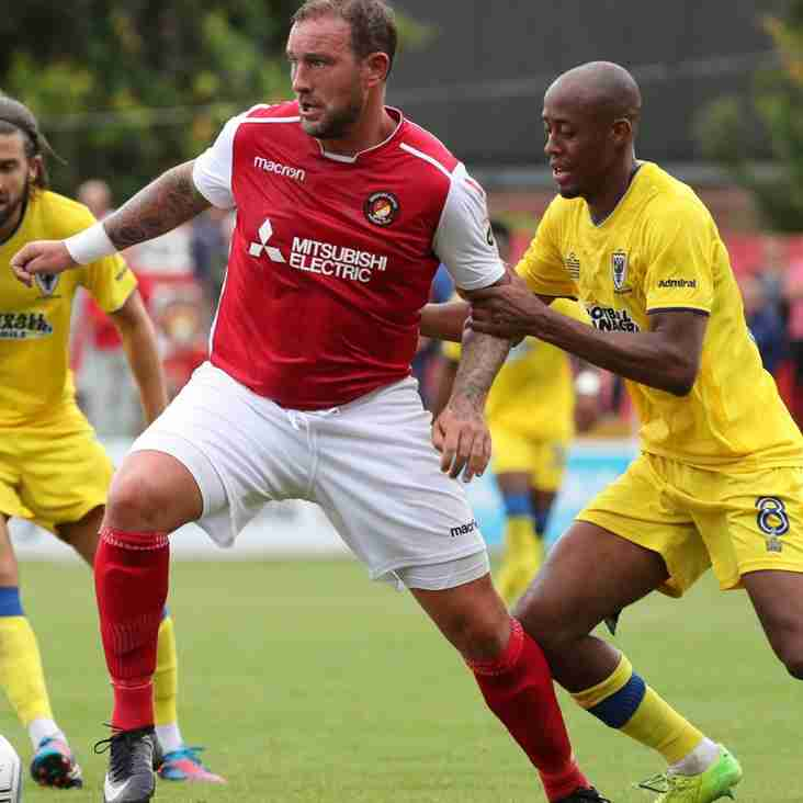 Patience Pleased With Focused Ebbsfleet