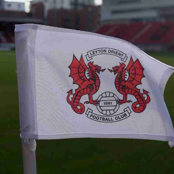 "Orient: Winless Run Is ""Totally Unacceptable"""