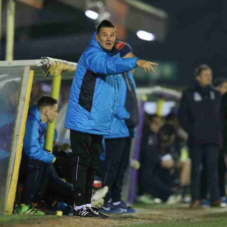 Off The Top, But Sutton Boss Hails His Players