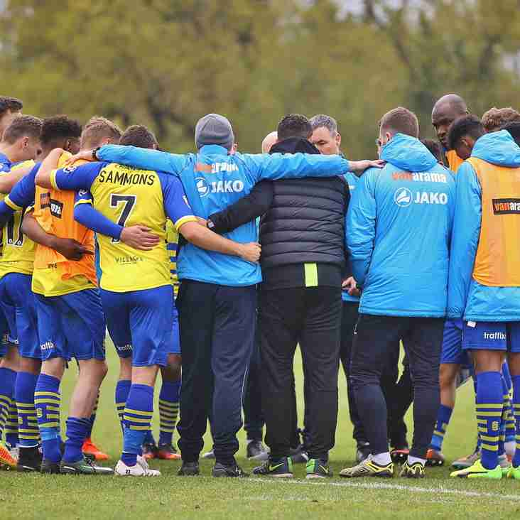 Solihull v Chester National League Match Postponed