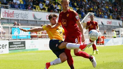 Owers Angry As Torquay Are Left With Just The League