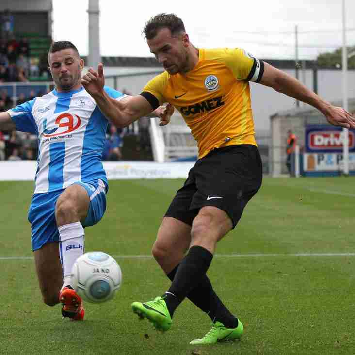 Pools Players Were A Little Nervy, Claims Manager Harrison