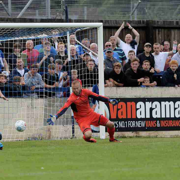 Collier Content As Chippenham Get A Win At Long Last!