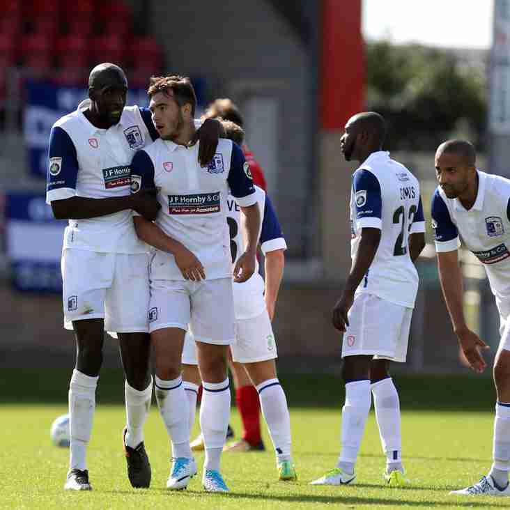 Barrow Strugglers 'A Great Bunch' Stresses Moore