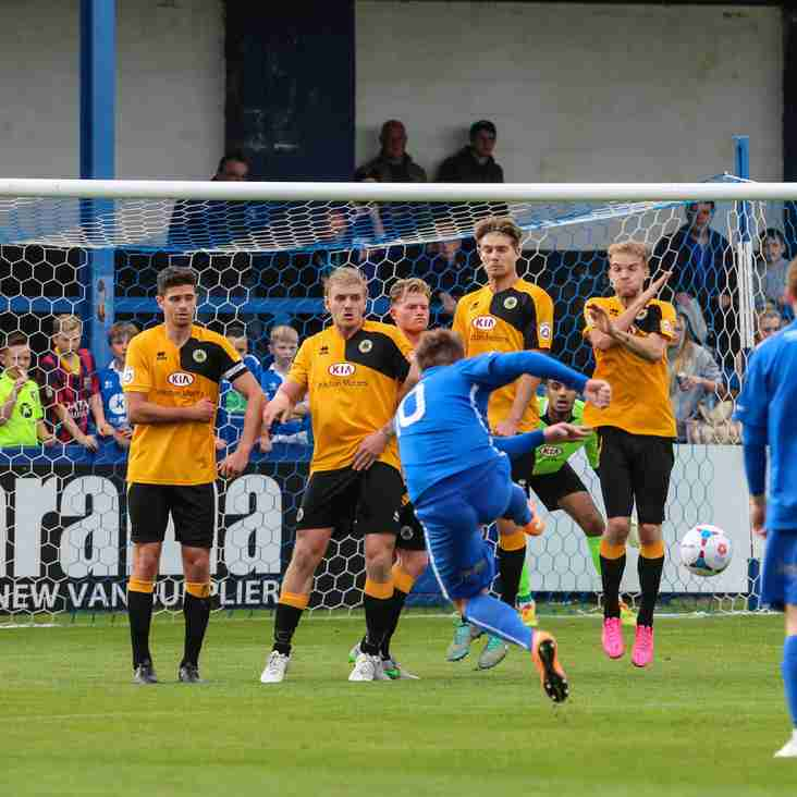 Twists And Turns, But Trinity Go Down At Darlington