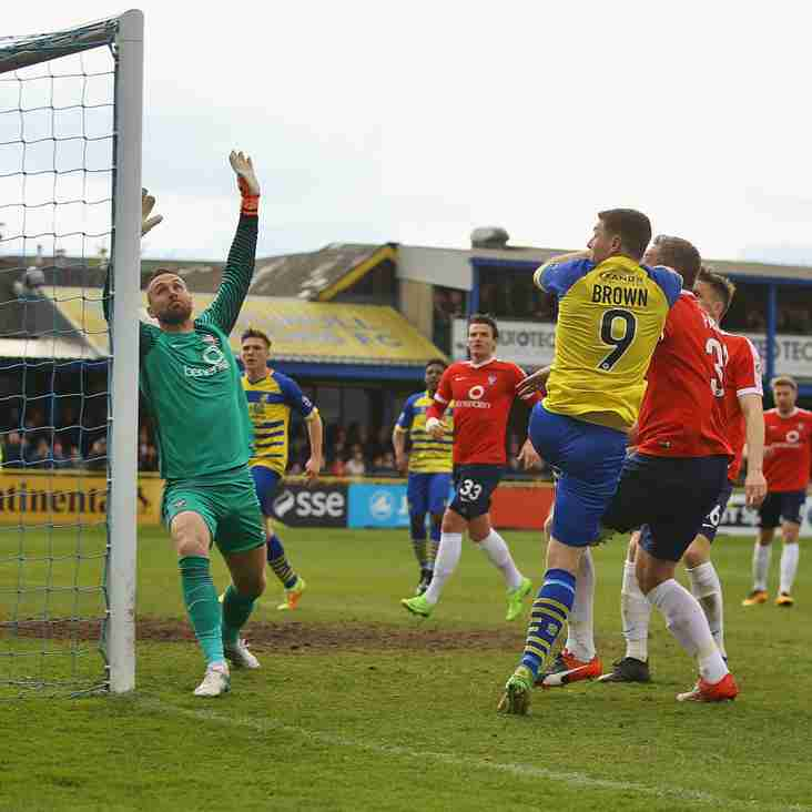 Solihull's Ground Problems At An End, Moors Explain