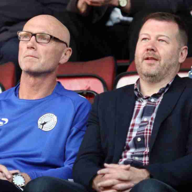 Aspin Leaves Heed To Take Port Vale Job