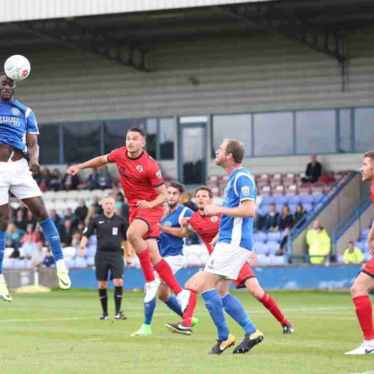 Frustrated Macclesfield Downed By Late Sutton Double