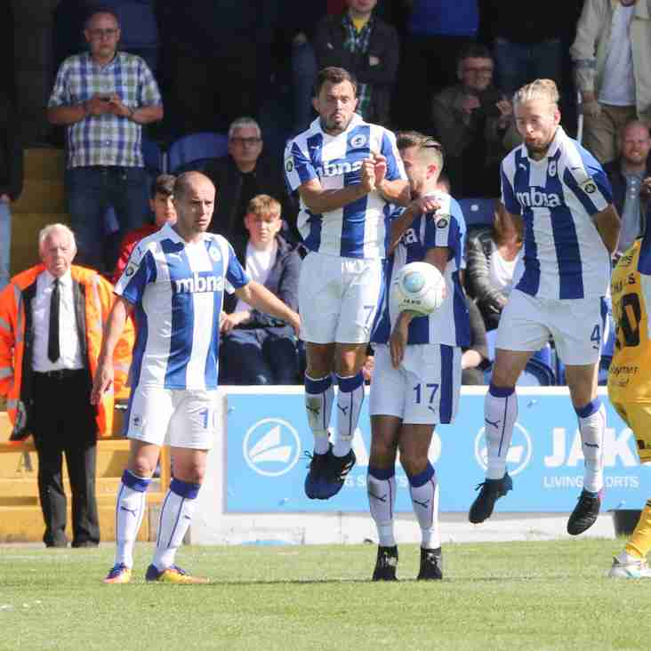 Chester's Progress Is Clear For McCarthy To See