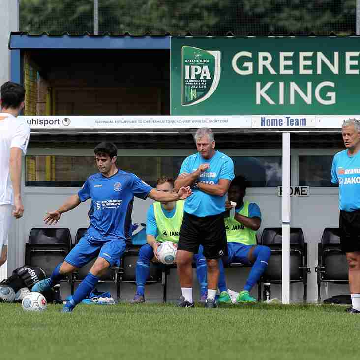 Chippenham Must Learn Fast Says Collier