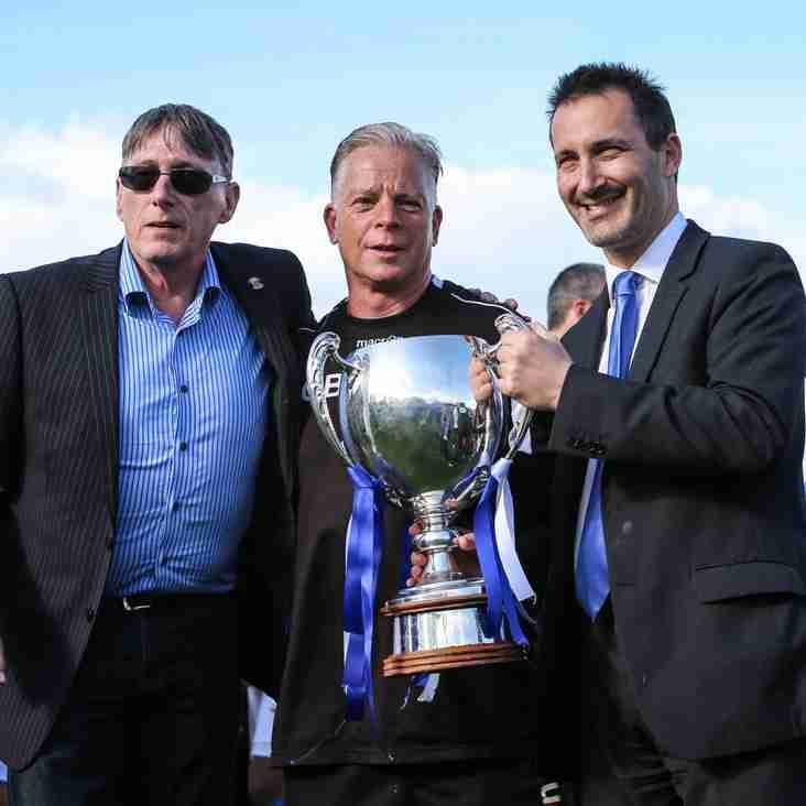 Legend Bartlett Leaves Wealdstone Dugout After 22 Years