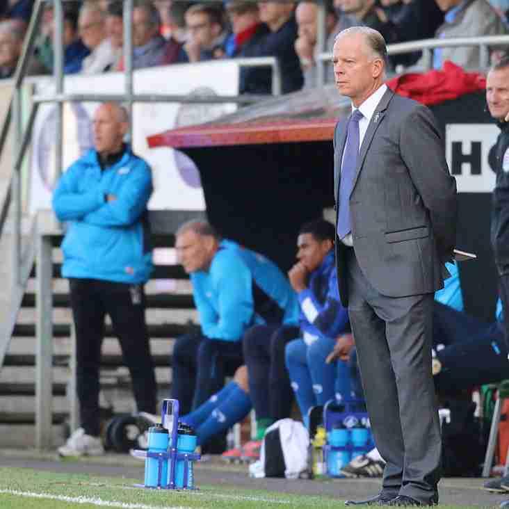 New Stones Boss Will Get Bartlett's Full Support