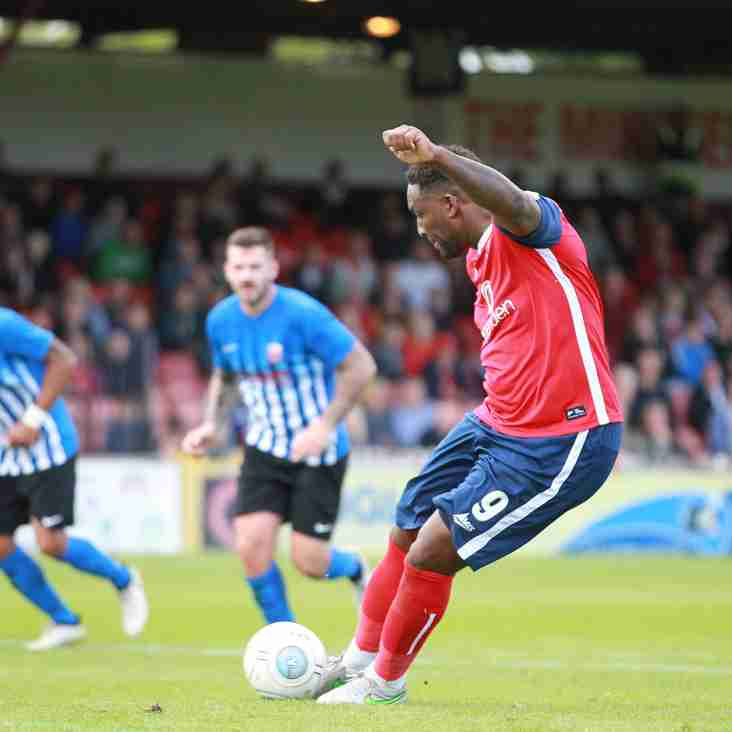 Rankine's York City Form Could Keep Parkin Waiting