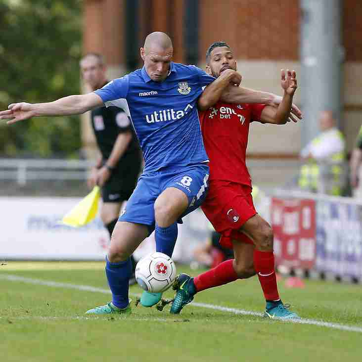 Hill: I Meant No Disrespect to Leyton Orient