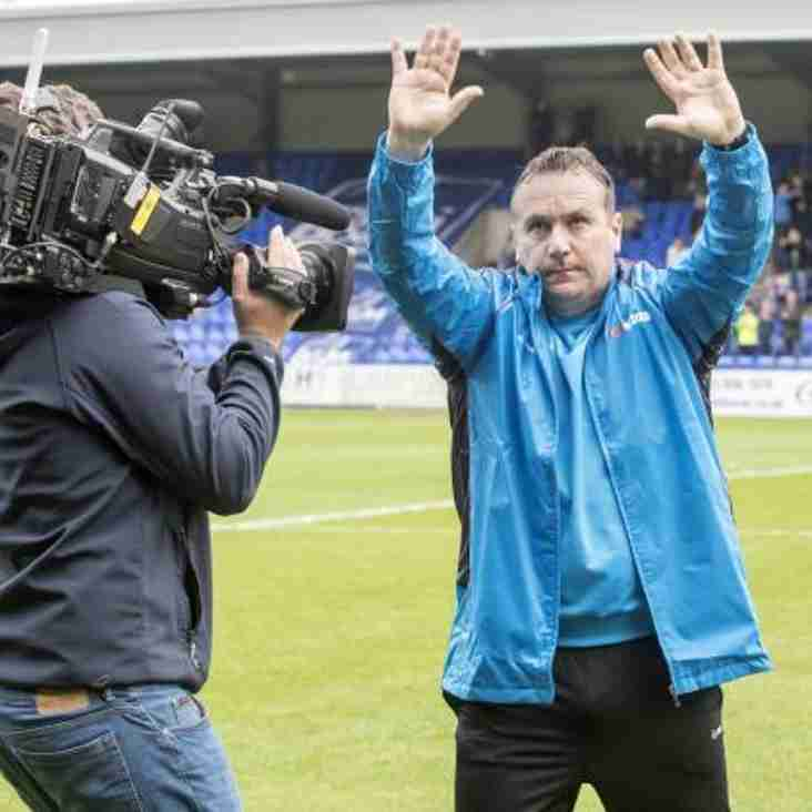 Mellon Wants To See His Tranmere Side Boxing Clever