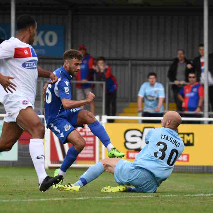 Spitfires Confirm Solihull Moors An October Free-For-All