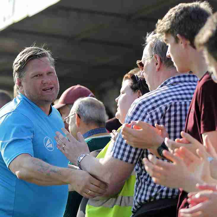 Stringer Accepting Of Hampton's Late Fightback