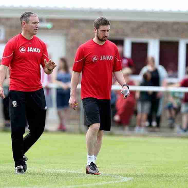 The Big Games Don't Stop Coming For Brackley Town