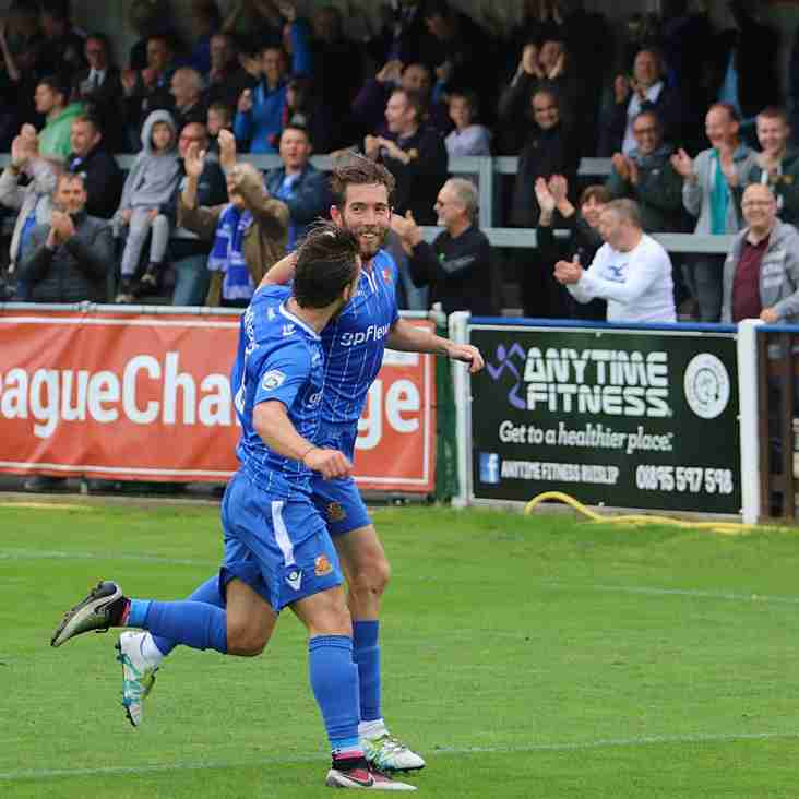 Stones Enjoying A Shift In Fortune As They Sink Poole